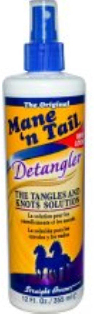Mane'n Tail Tail Detangler 12 oz (Pack of 12)