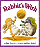 Rabbit's Wish, Paul Stewart, 006029518X