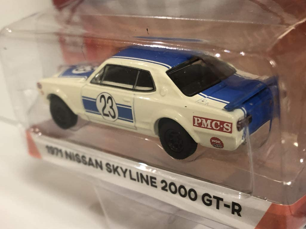 """SET OF 6 CARS 1//64 DIECAST MODELS BY GREENLIGHT 47050 /""""TOKYO TORQUE/"""" RELEASE 7"""