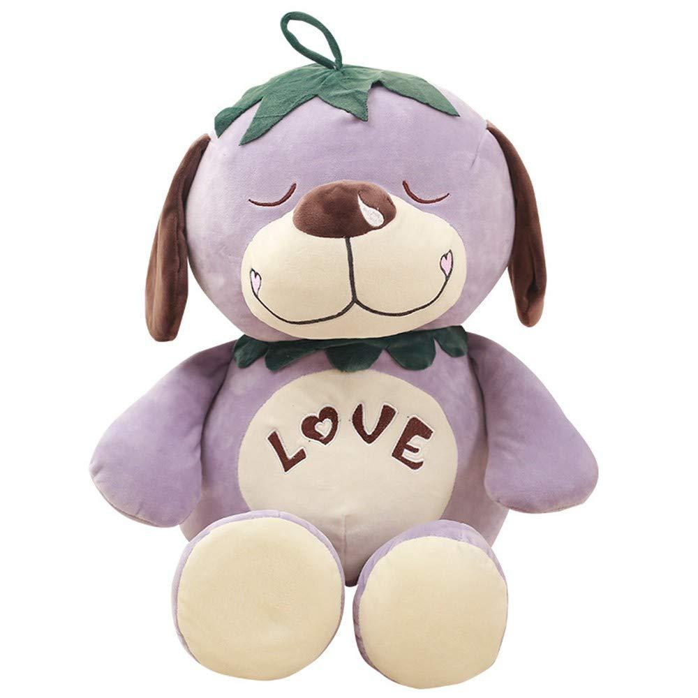 70cm LAIBAERDAN Plüsch Hund Puppe Mädchen Ragdoll Kind Kissen Plüsch Puppe Geschenk 35-50-70Cm, 70Cm