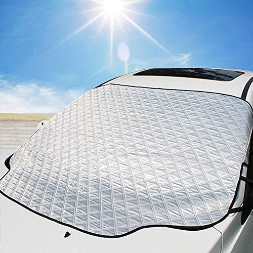 (HiSung Car Windshield Sun Shades(57.8