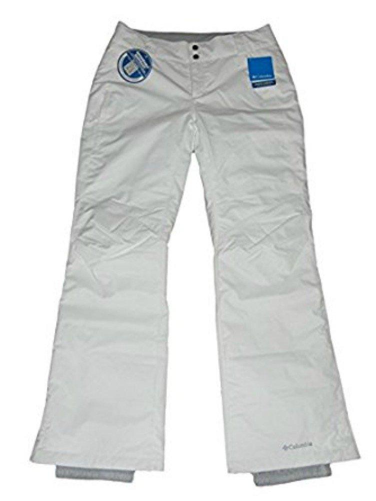 Columbia Womens Arctic Trip Ski Snowboard Pants White