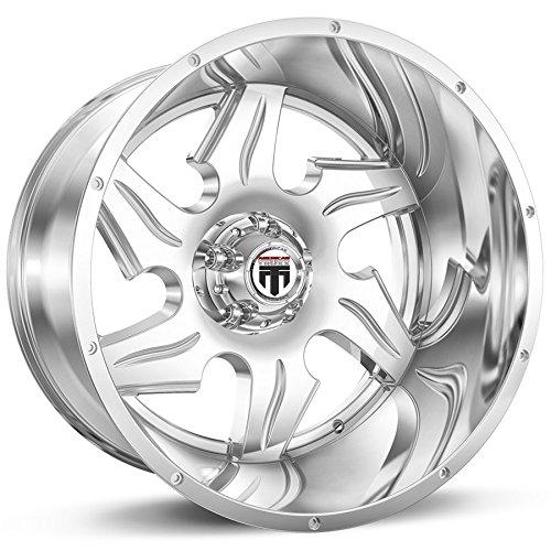 20x12 chrome wheels - 1