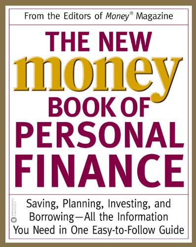 Download The New Money Book of Personal Finance: Saving, Planning, Investing, and Borrowing -- All the Information You Need in One Easy-to-Follow Guide (Money, America's Financial Advisor Series.) pdf epub