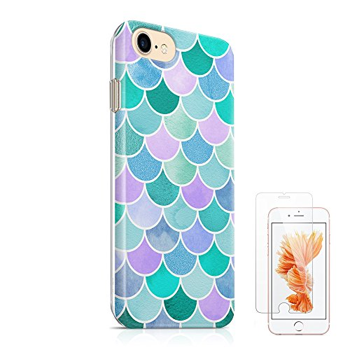 uCOLOR Mermaid Protective Tempered Protector