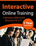 Windows 2000 Active Directory ( 70-217 ) Online Training - MCSE