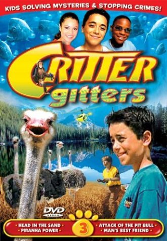 Critter Gitters, Vol. 3: Head in the Sand/Piranha Power/Attack of the Pit Bull/Man's Best Friend