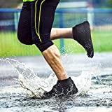 Shiwely Waterproof Shoe Covers, Silicone Reusable