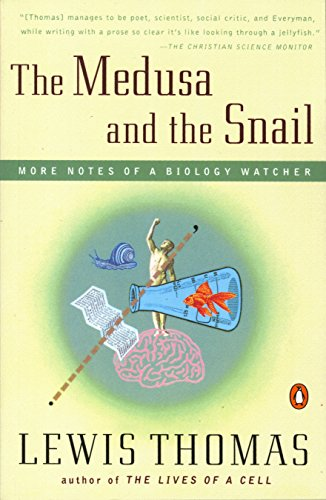 The Medusa and the Snail: More Notes of a Biology -