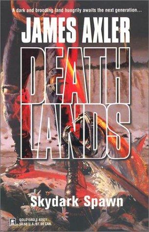 book cover of Skydark Spawn
