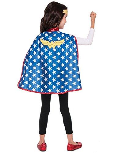 Rubie's DC Super Hero Girls Wonder Woman Child Cape Set