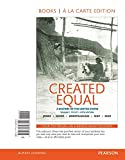 img - for Created Equal: A History of the United States, Volume 1 , Books a la Carte Edition (5th Edition) book / textbook / text book