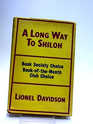 book cover of A Long Way to Shiloh
