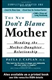 The New Don't Blame Mother, Paula Caplan, 0415926300