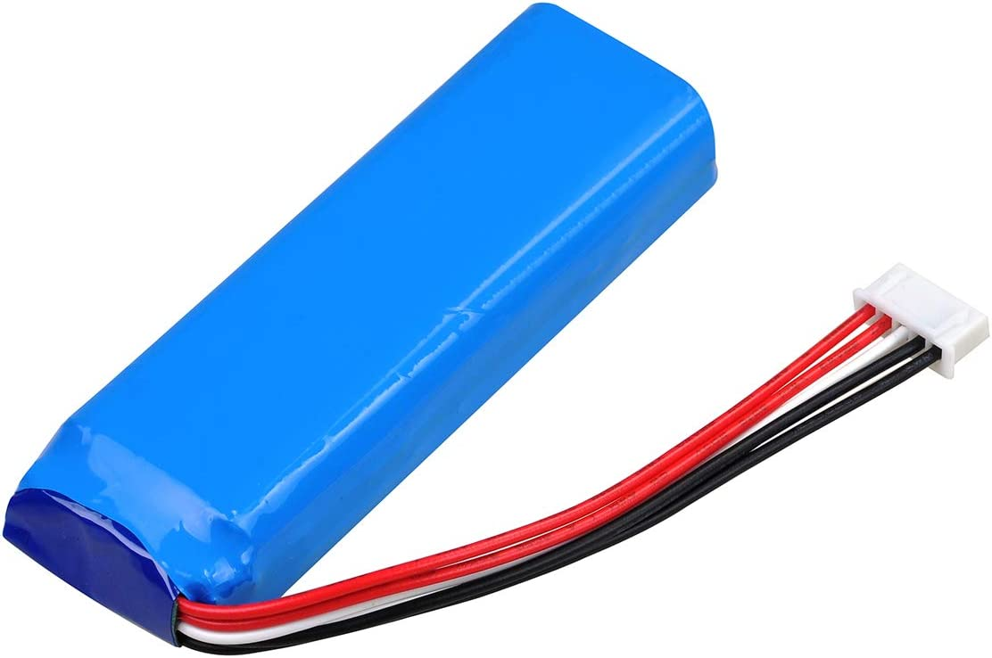 6200mAh Battery GSP1029102A for JBL Charge 3 JBL Charge3 with Install Tools 3.7V, 22.94Wh