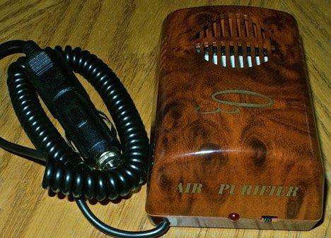 Csonka Purifier - Csonka Automotive AirCare Purifier Smoker Cloaker