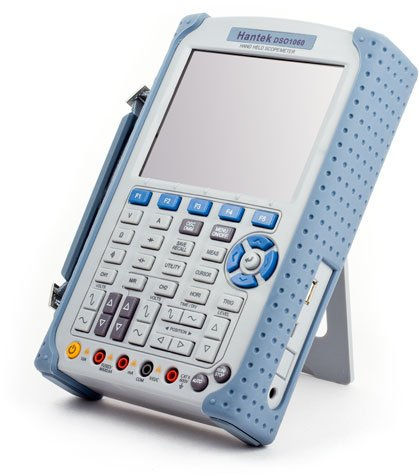 - Hantek DSO1060 Handheld Digital Scope and DMM, 60 MHz (DSO 1060)