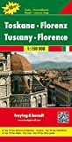 Tuscany-Florence (Road & Leisure Time Map) (Road and Leisure Time Map)
