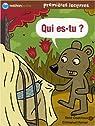 Qui es-tu ? par Gouichoux