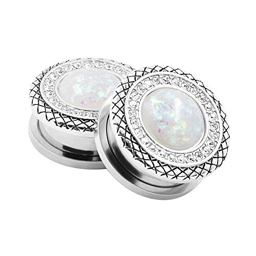 Qmcandy Stainless Mother Gauges Piering product image