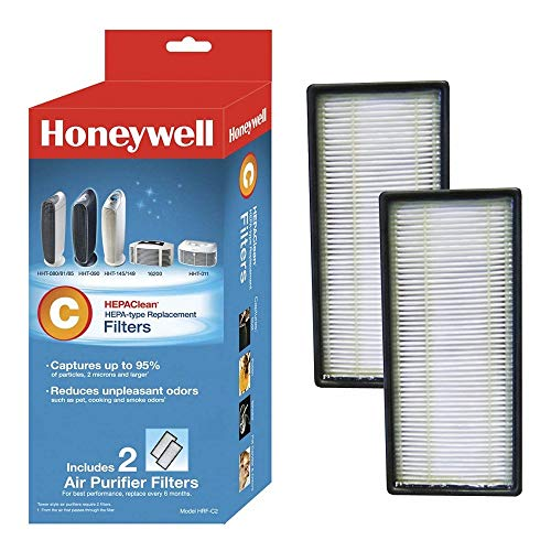 Honeywell HEPAClean Air Purifier Replacement Filter, HRF-C2/Filter (C)