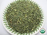Organic Nettle Leaf - Urtica dioica Loose Leaf 100% from Nature (2 oz)
