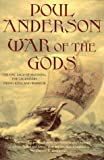 Front cover for the book War of the Gods by Poul Anderson