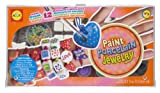 ALEX Toys Do-it-Yourself Wear Paint Porcelain Jewelry Kit