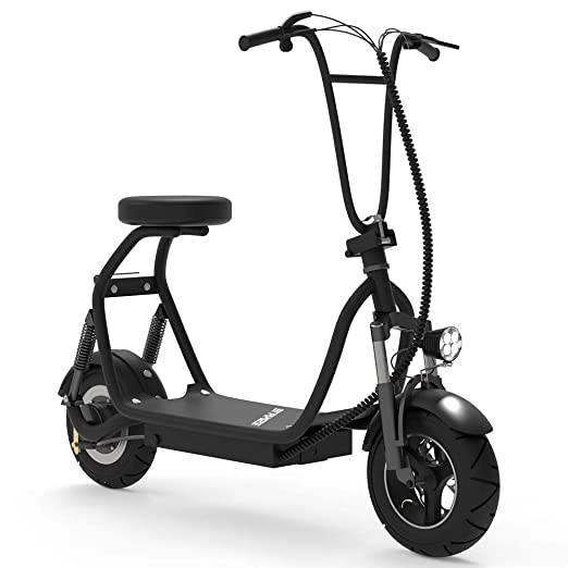 Amazon Com Skrt Electric Scooter 350w 48v 18 6 Miles Long Range