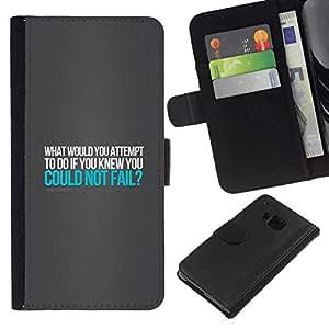 NEECELL GIFT forCITY // Billetera de cuero Caso Cubierta de protección Carcasa / Leather Wallet Case for HTC One M7 // ROBERT SCHULLER CITA