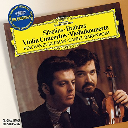 The Originals: Sibelius: Violin Concerto / Brahms: Violin Concerto Original Violin