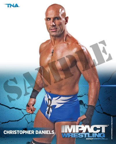 - TNA Impact Wrestling 8x10 Promo Photo ()