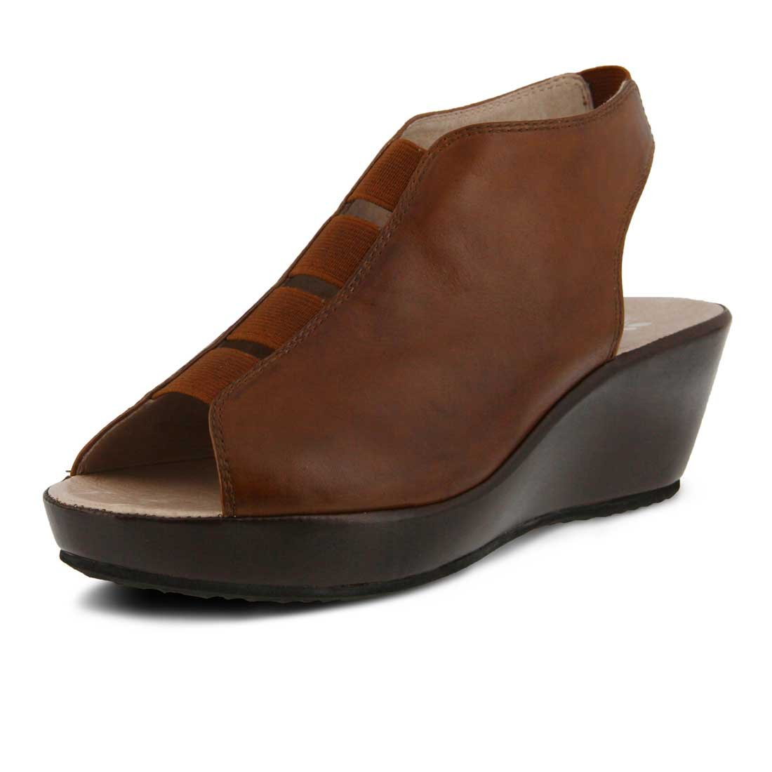 Spring Step Womens Connie B01MQQN5ID 9 B(M) US|Brown