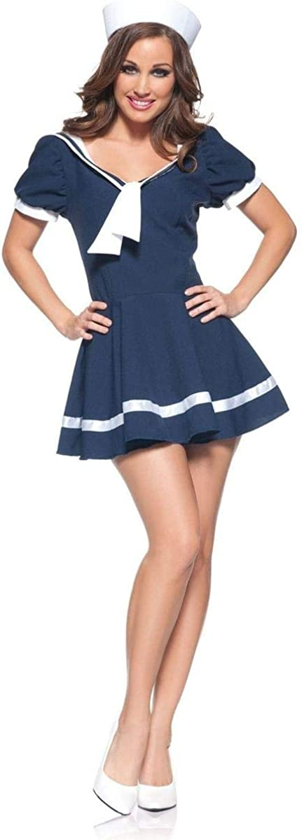 Underwraps Women's Sassy Sailor