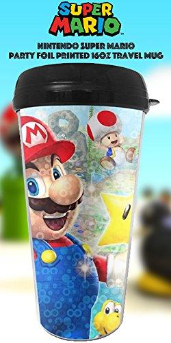 JUST FUNKY SM-Trl-10264-Jfc Super Mario Travel Mug