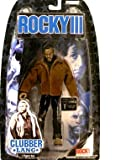 Jakks Pacific Rocky III Series 3 Action Figure Clubber Lang [Street Gear] (Played by Mr. T)