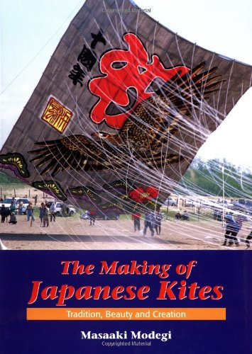 (Making of Japanese Kites: Tradition, Beauty and Creation)