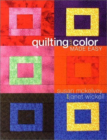 Quilting and Color Made Easy pdf