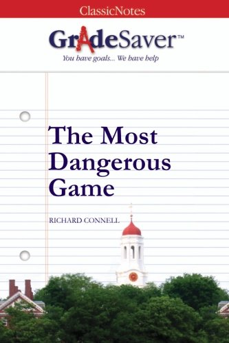 the most dangerous game by richard connell characters