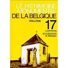 PATRIMOINE MONUMENTAL BELGIQUE 17 BASTOGNE