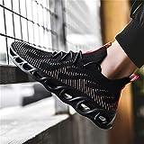 Sameno Street Sneakers Sock Sneakers for Men