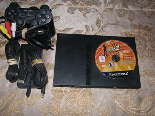 PlayStation 2 Console Slim - Black Bundle