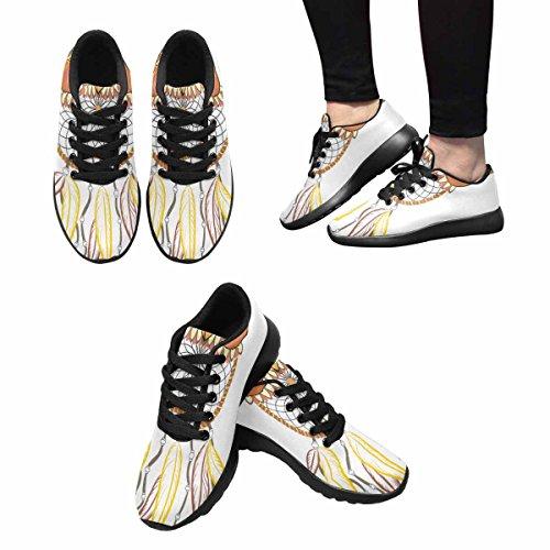 Scarpa Da Jogging Leggera Da Donna Running Running Leggera Easy Go Walking Comfort Sport Scarpe Da Corsa Gufo Multi 1