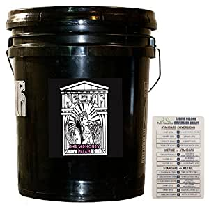 Nectar for the Gods Persephone's Palate - 5 Gallon + Twin Canaries Chart
