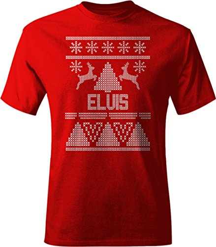 ELVIS Ugly Sweater Christmas