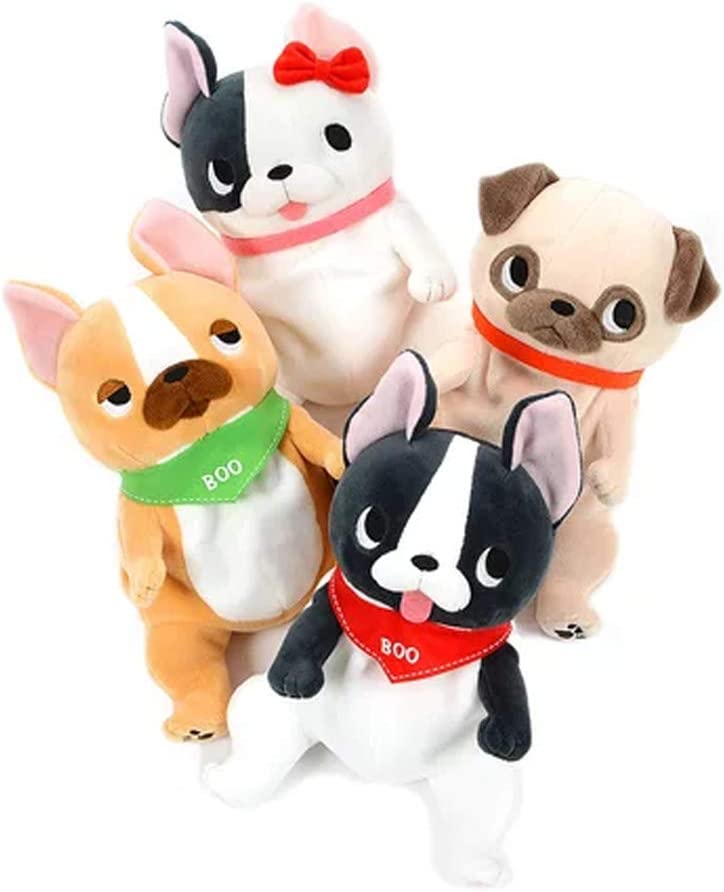 Amuse Buruburu Boo Neighbors Dog Plush Standard Collection