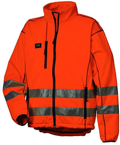 Helly Hansen chaqueta de Vitoria 74005Hi-Vis chaqueta funcional para naranja Orange EN471 XXXXL Naranja