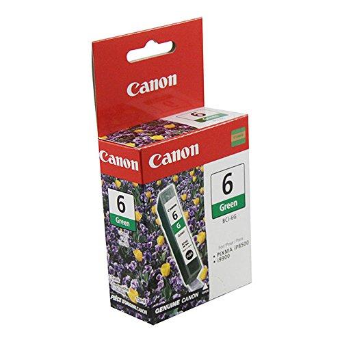 6G) Green Ink Cartridge Standard Yield (Canon Bci 6 Green)