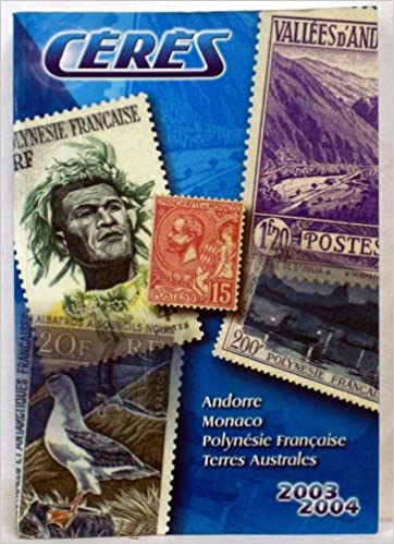 Amazon.com: Ceres Postage Stamp Catalog for Andorra, Monaco ...
