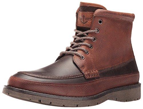 Dockers Mens Randol Engineer Boot Rosso / Marrone